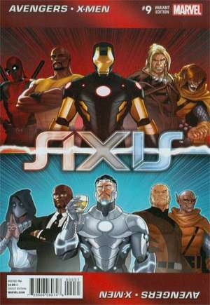 Avengers and X-Men: AXIS (2014-2015) #9C