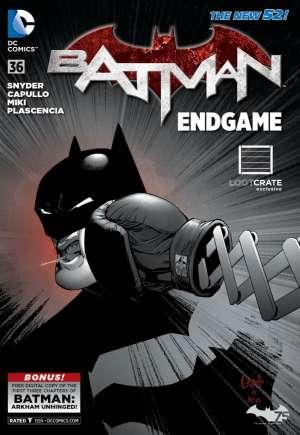 Batman (2011-2016)#36F