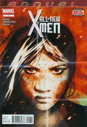 All-New X-Men (2013-2015) #Annual 1A