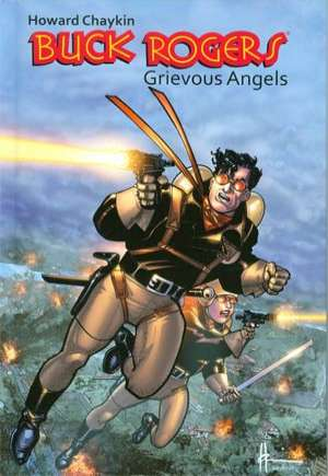 Buck Rogers in the 25th Century (2013-2014)#HC Vol 1