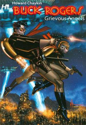 Buck Rogers in the 25th Century (2013-2014)#TP Vol 1