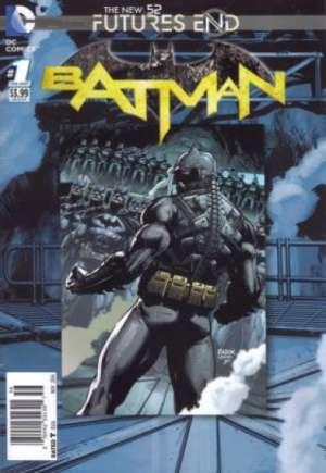 Batman: Futures End (2014)#1A