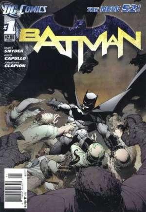 Batman (2011-2016)#1A