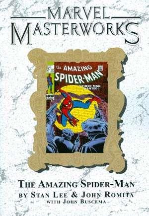 Marvel Masterworks: The Amazing Spider-Man (2003-Present)#TP Vol 8B