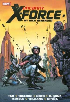 Uncanny X-Force By Rick Remender: Complete Collection (2014)#TP Vol 2