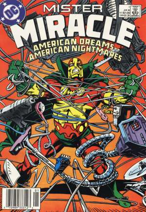 Mister Miracle (1989-1991)#1A