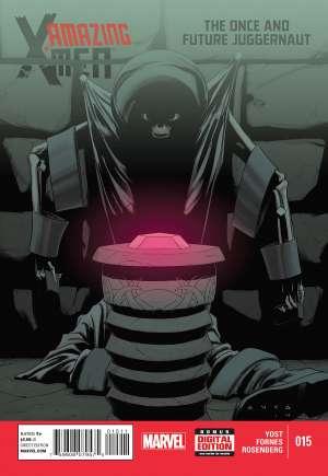 Amazing X-Men (2014-Present)#15A