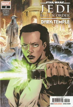 Star Wars: Jedi Fallen Order - Dark Temple#2A