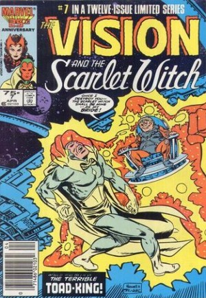 Vision and the Scarlet Witch (1985-1986)#7A