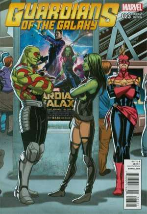 Guardians of the Galaxy (2013-2015)#23B