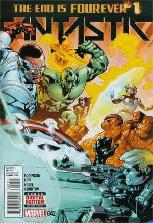 Fantastic Four (2014-2015)#642A