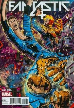 Fantastic Four (2014-2015)#642C