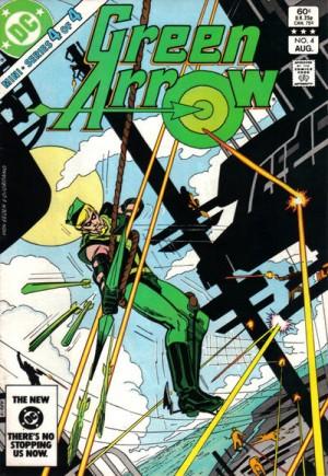 Green Arrow (1983)#4B