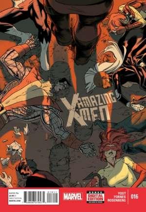 Amazing X-Men (2014-Present)#16