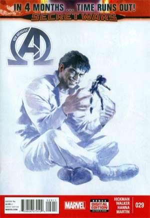 New Avengers (2013-2015)#29A
