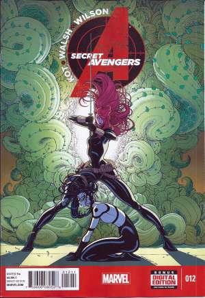 Secret Avengers (2014-2015)#12