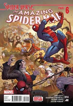 Amazing Spider-Man (2014-2015)#14A