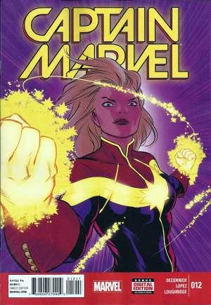 Captain Marvel (2014-2016)#12