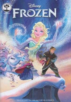 Frozen (2015)#1A