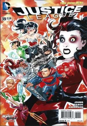 Justice League (2011-2016)#39B