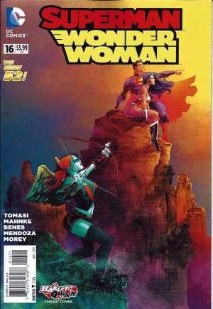 Superman/Wonder Woman (2013-2016)#16B