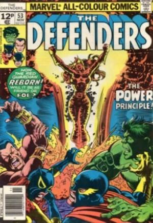 Defenders (1972-1986)#53B