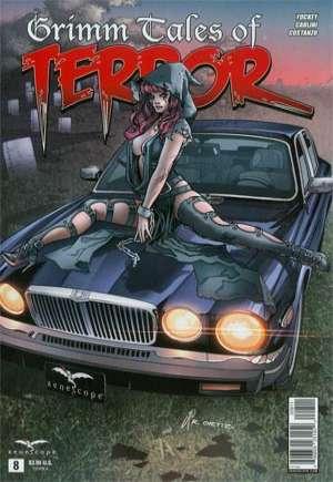 Grimm Tales Of Terror (2014-2015)#8A