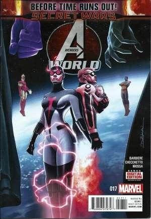 Avengers World (2014-2015)#17