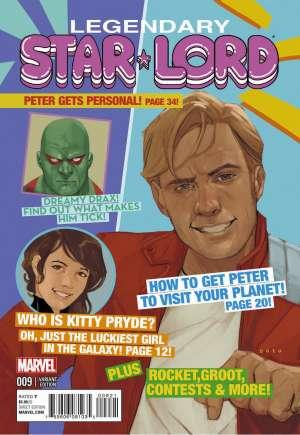 Legendary Star-Lord (2014-2015)#9B