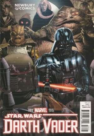 Star Wars: Darth Vader (2015-2016)#1O