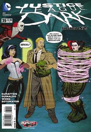 Justice League Dark (2011-2015)#39B