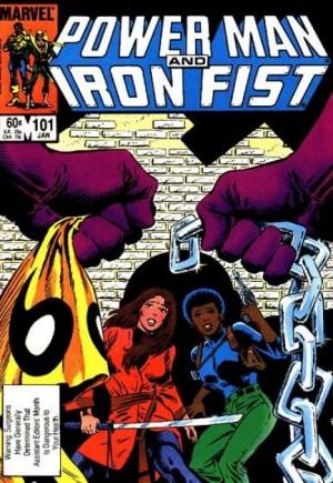 Power Man and Iron Fist (1978-1986)#101B
