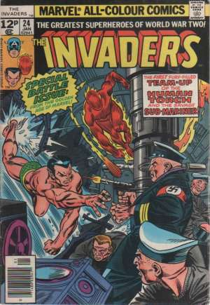 Invaders (1975-1979)#24B