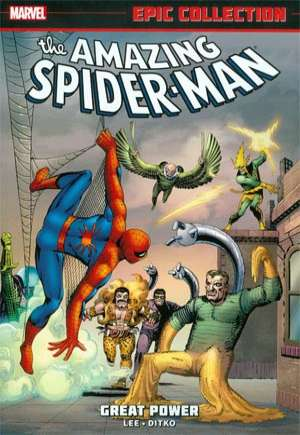 Amazing Spider-Man Epic Collection (2013-Present)#TP Vol 1