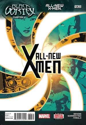 All-New X-Men (2013-2015)#38A