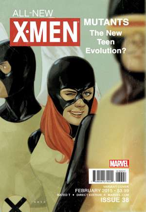 All-New X-Men (2013-2015)#38B