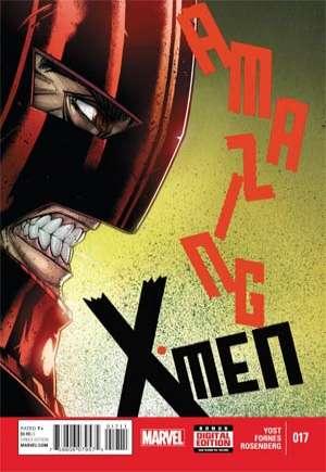Amazing X-Men (2014-Present)#17