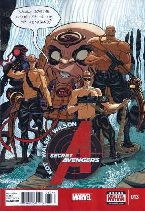 Secret Avengers (2014-2015)#13