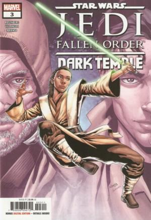 Star Wars: Jedi Fallen Order - Dark Temple#3A