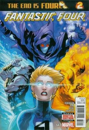 Fantastic Four (2014-2015)#643A