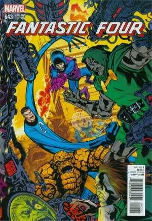Fantastic Four (2014-2015)#643C