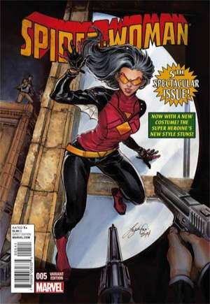 Spider-Woman (2015)#5D
