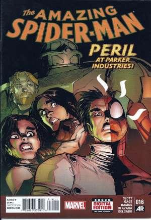 Amazing Spider-Man (2014-2015)#16A