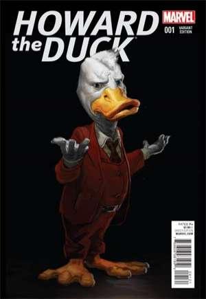 Howard the Duck (2015)#1B