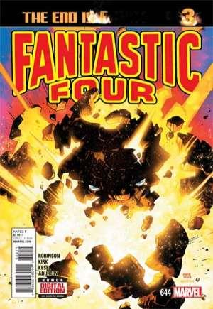 Fantastic Four (2014-2015)#644A