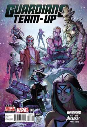 Guardians Team-Up (2015-Present) #2A
