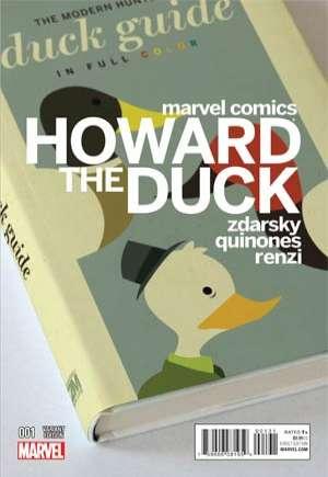Howard the Duck (2015)#1C