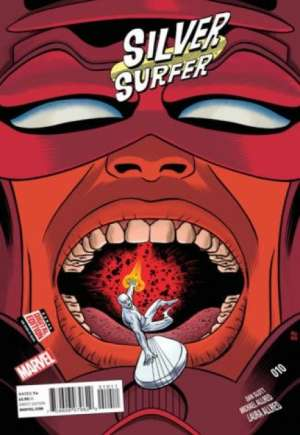 Silver Surfer (2014-2016) #10