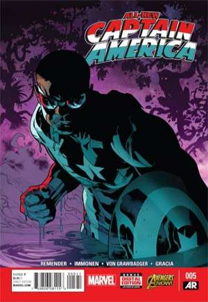 All-New Captain America (2015)#5A