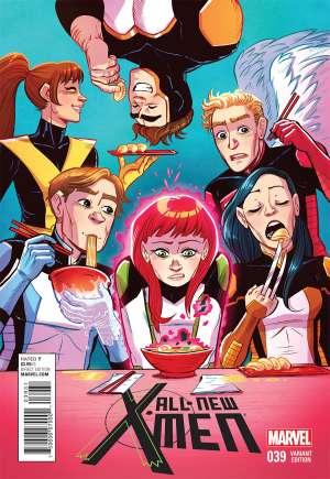 All-New X-Men (2013-2015)#39C